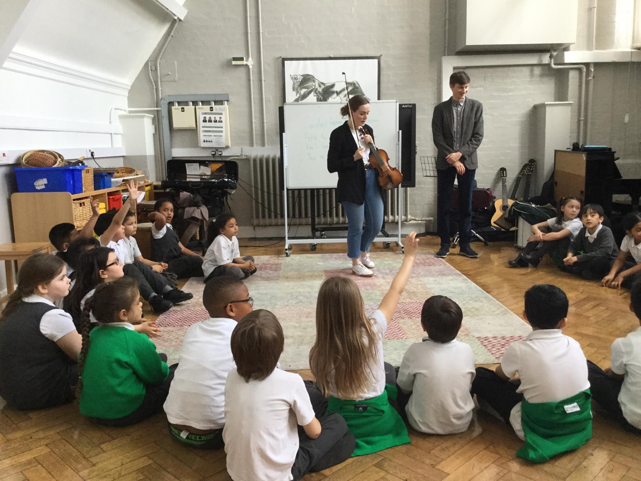 Hargrave Primary School   SEN